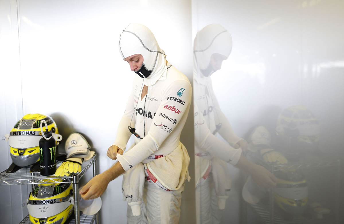 Grand Prix Safety Videos with Nico Rosberg