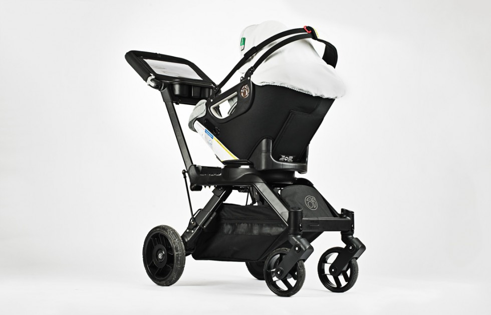 Orbit Baby G2 Car Sea And Double Helix Stroller