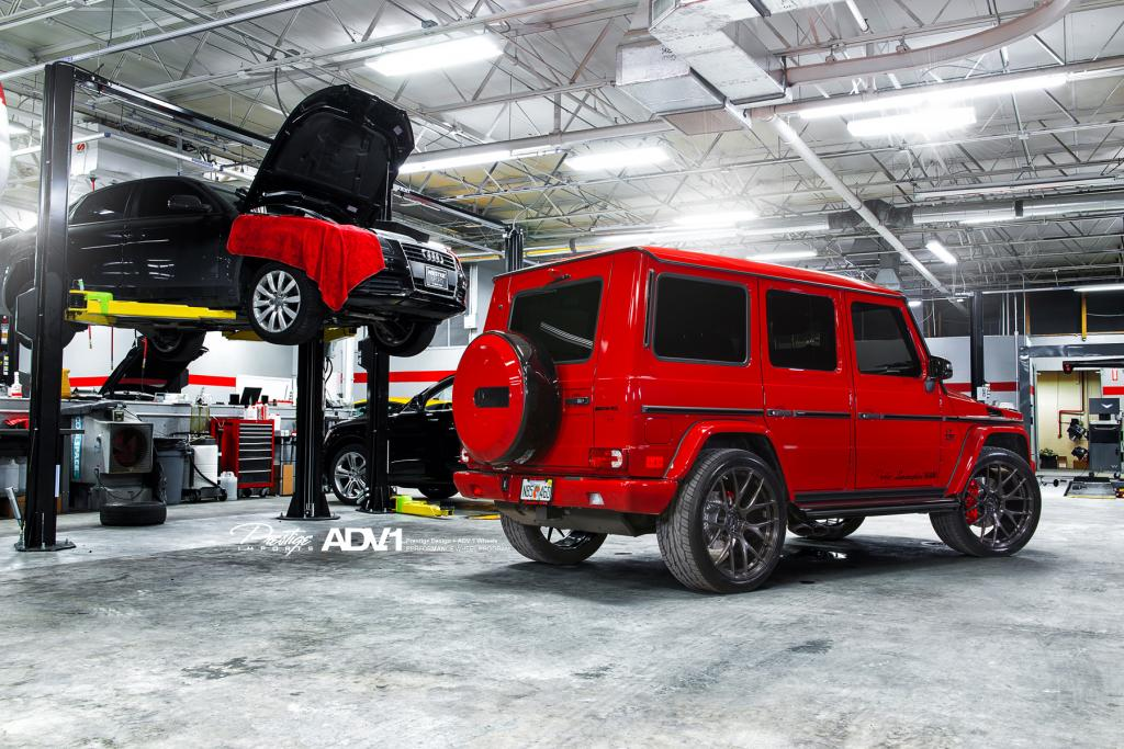 Mercedes G63 AMG Tuner Sure to Turn Heads