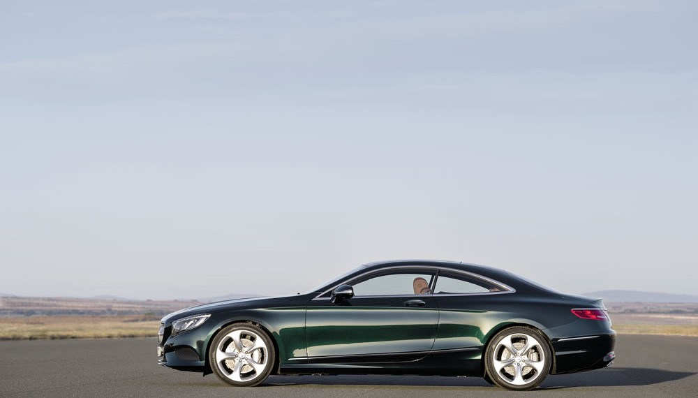 Mercedes-Benz S-Class Coupe Video Trailer