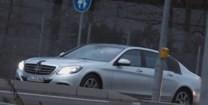 Mercedes-Benz S-Class Extra-Long Wheelbase