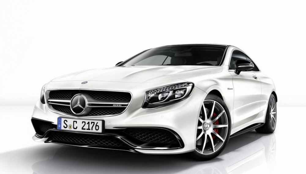 The S63 AMG Coupe Just Got Even Better