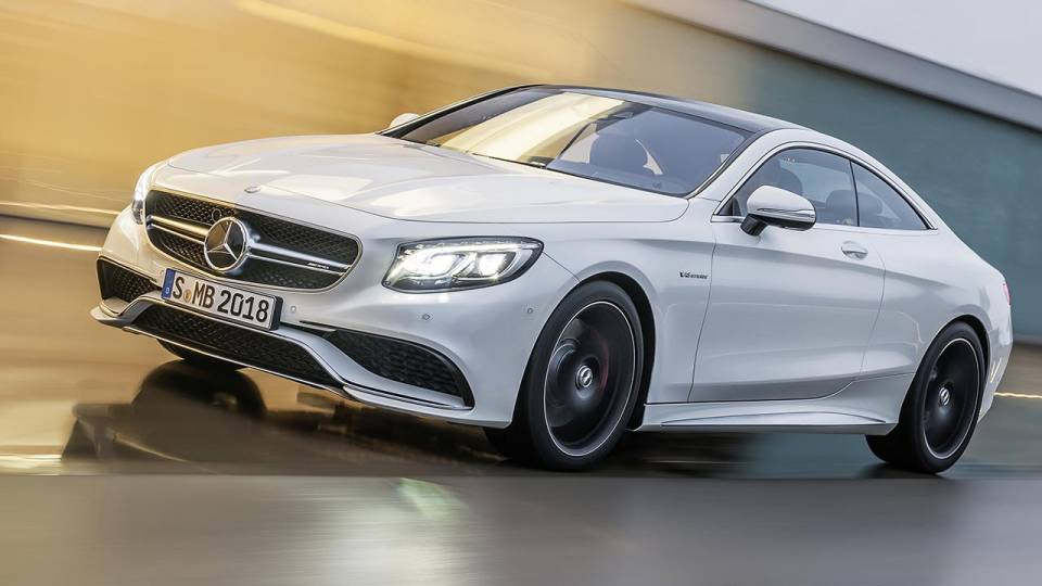 2015 Mercedes-Benz S63 AMG 4MATIC Coupe Review