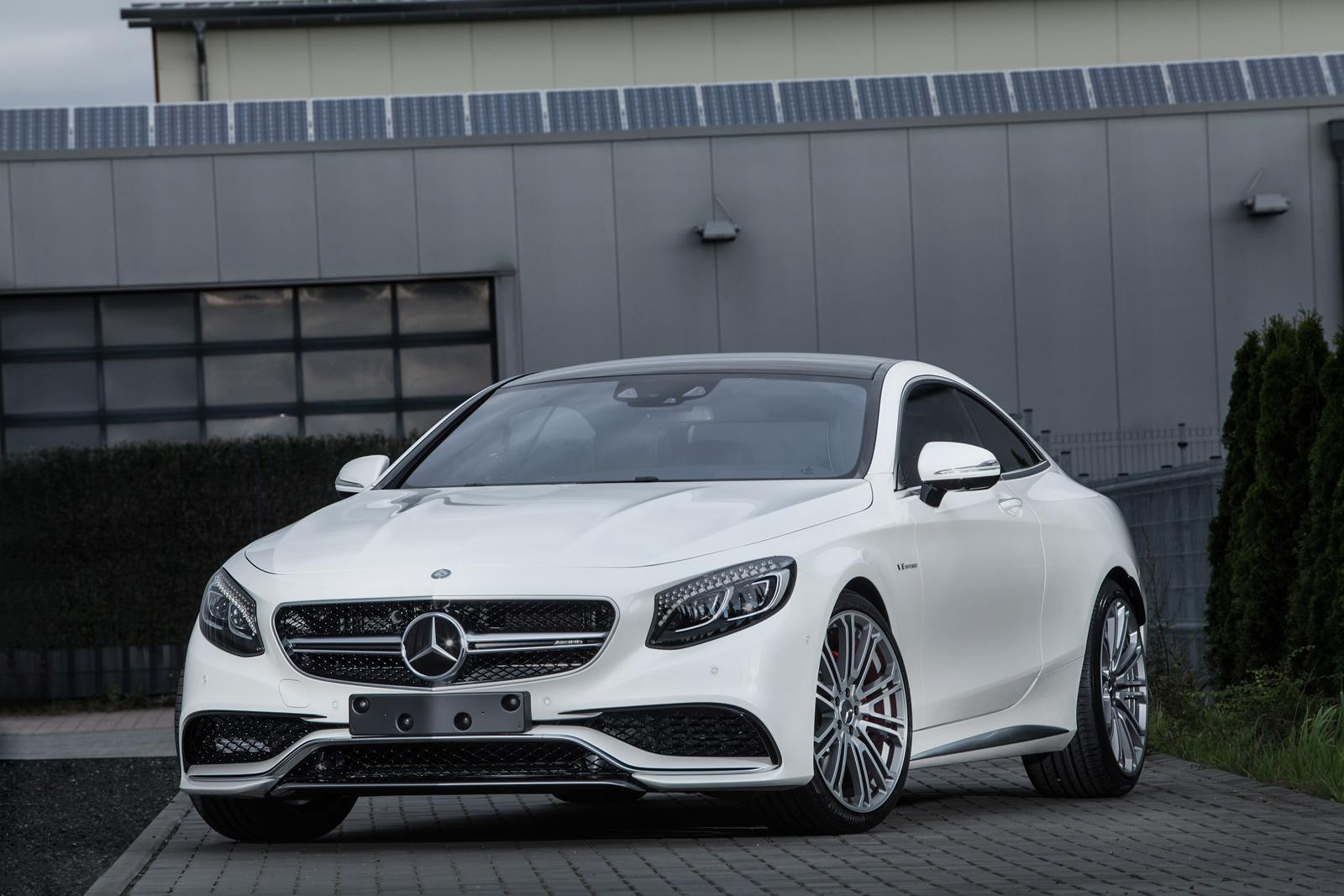 Mercedes S63 Amg Coupe Now With 720 Hp Emercedesbenz