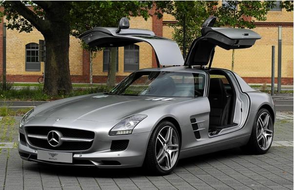 SL AMG Mercedes