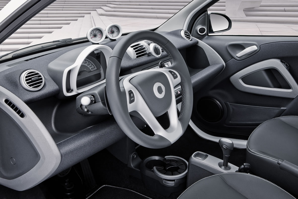 smart fortwo Special Model – edition iceshine