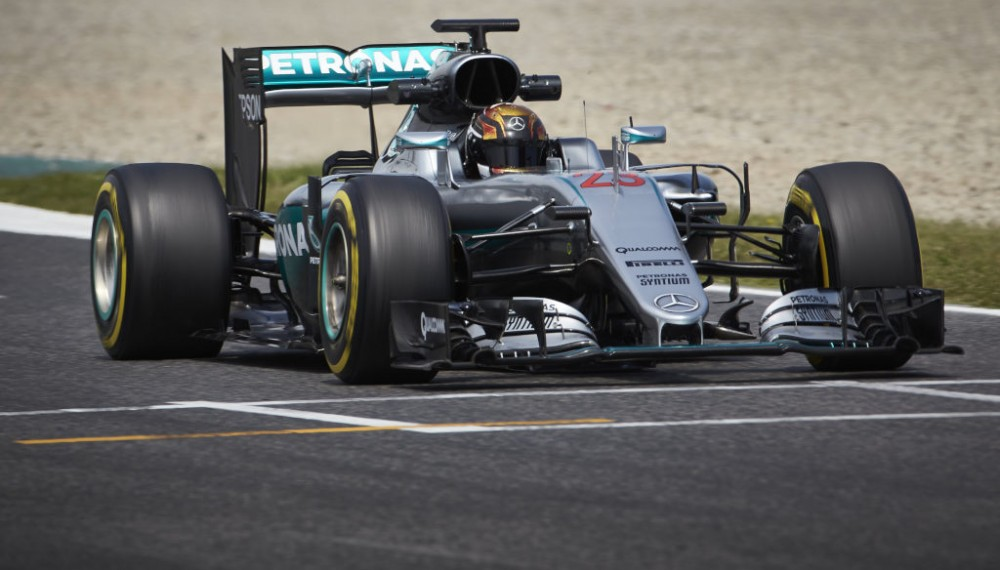 Formula 1 In-Depth: Driving Forwards Through Data