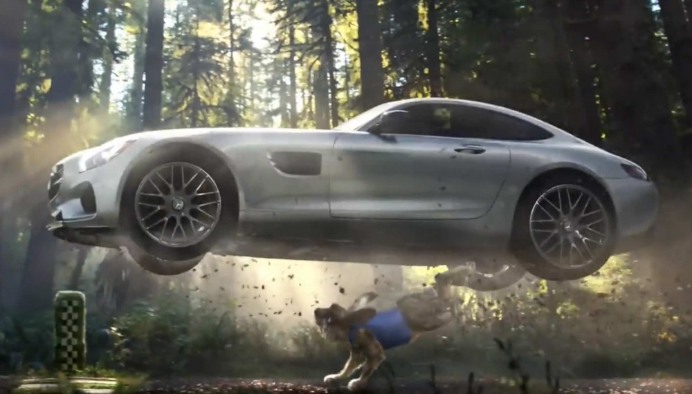 "Mercedes-Benz ""Fable"" Commercial - UPDATE"