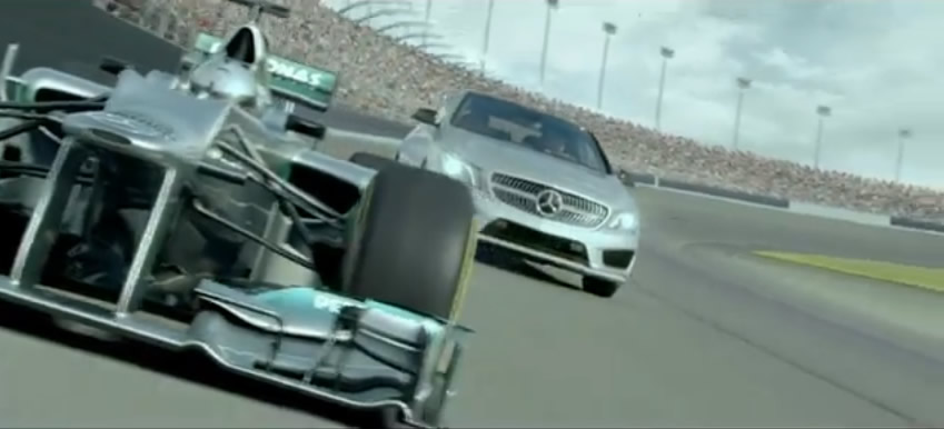 Official Super Bowl Commercial for the Mercedes-Benz CLA