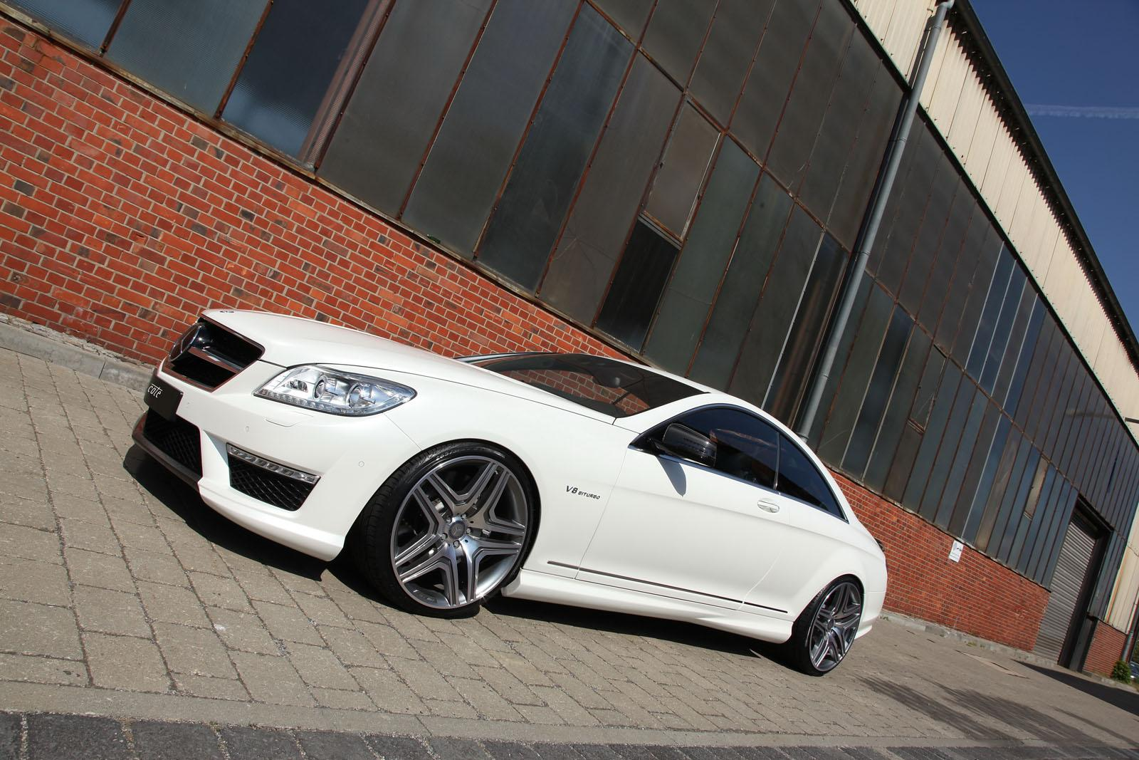 Mercedes Cl63 Amg Tuned By Unicate Emercedesbenz Benz
