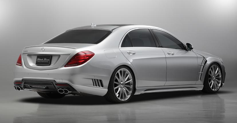 Wald Remodels 2014 S-class
