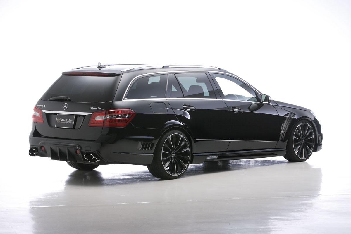 Wald Black Bison W212 E-Class Estate rear
