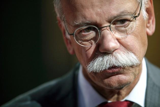 Dieter Zetsche on Mercedes-Benz's Sales Outlook