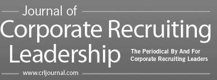 Corporate leadership journal logo