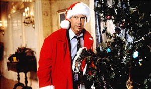 Clark Griswold (played by Chevy Chase) made a case for the cash bonus in National Lampoon's Christmas Vacation.