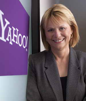 Yahoo CEO Carol Bartz was fired over the phone by Yahoo's Board Chairman.
