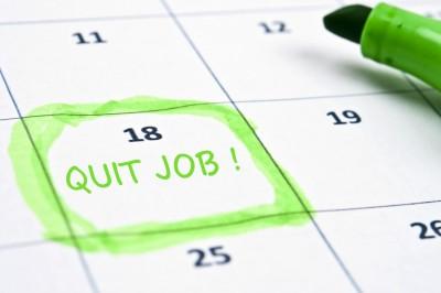 Backlash quit job