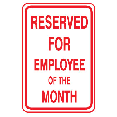 Employee of the month programme