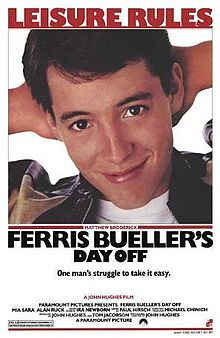 6e1478d11 Imagine if Ferris Bueller, from the iconic 1986 movie Ferris Bueller's Day  Off by John Hughes, had a technology start-up.