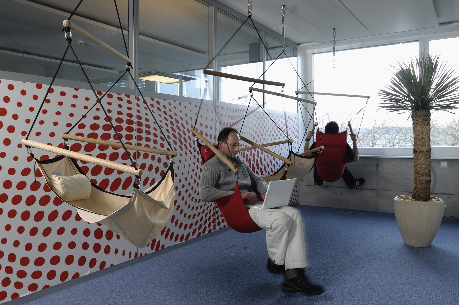 google office cubicles. google began the slow death of cubicle office cubicles t