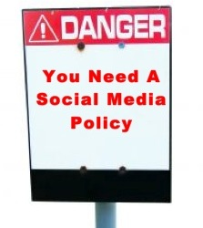 top 10 tips for your organizations social media policy