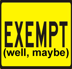 HR 101: Exempt vs. Nonexempt Can Be a Very Costly Decision | TLNT