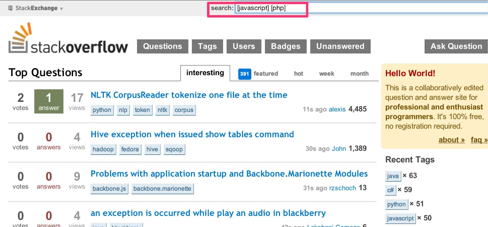 what is the best place to learn php - Stack Overflow