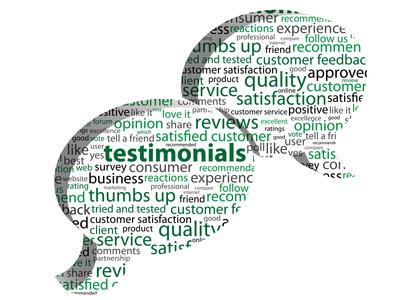 how to write great testimonials