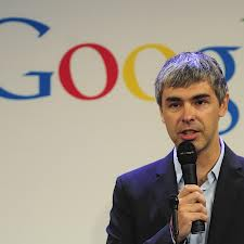 Google co-counder and CEO Larry Page