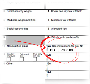 Hey, What's That Number in Box 12 on My W-2 Form? | TLNT