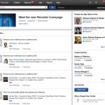 New LinkedIn Recruiter