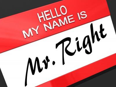 Mr. Right recruiting