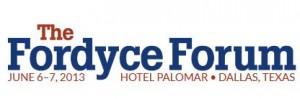 Fordyce Forum 2013 logo