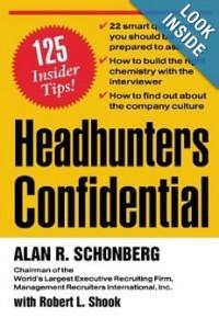 Headhunters confidential