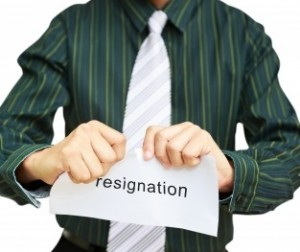 resignation - free