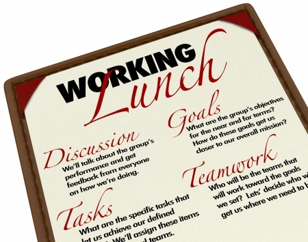 How Would Your Team Members Feel About Having Lunch With You