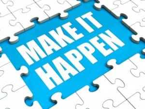 make it happen training - free miles