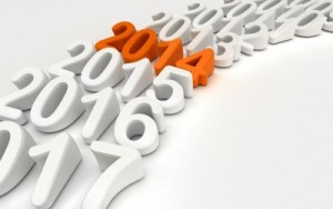 2014 calendar resolutions-free