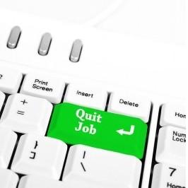 Quit Job keyboard