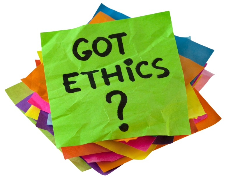 How should I deal with being treated unethically at work?