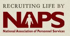 Old NAPS logo