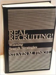 Real Recruiting - book