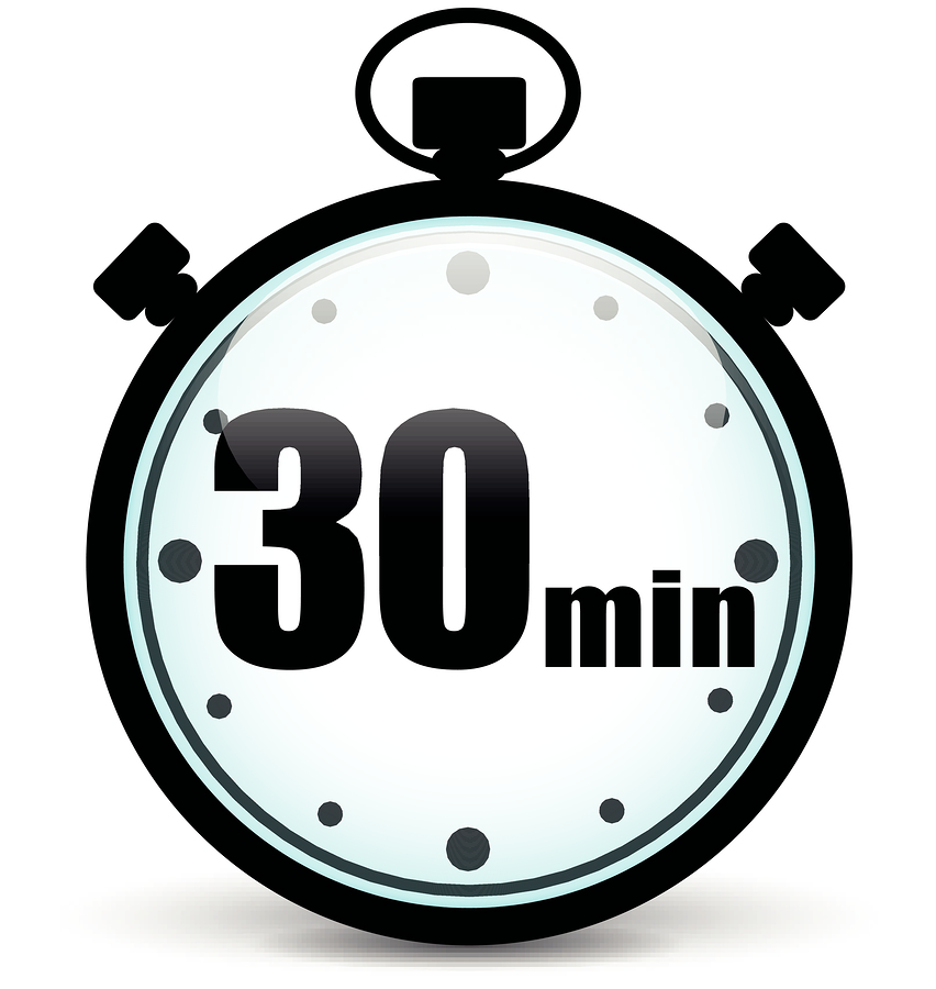 passive talent attraction in 30 minutes per week