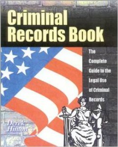 Criminal Records Book cover