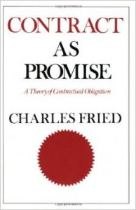 Contract as promise book