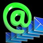 Email illustration - free