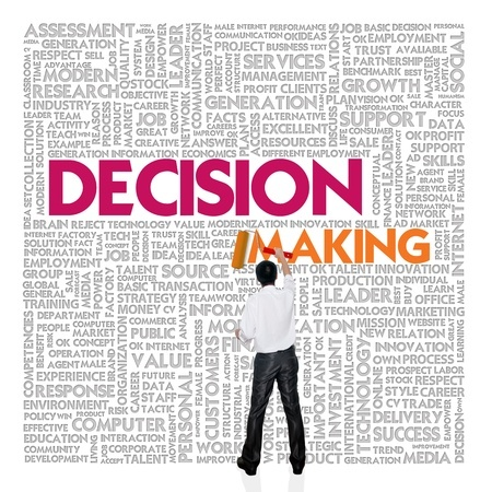 business decision making a1 Decision trees for decision making  it would represent a major new business for the company and a substantial improvement  at the time of making decision #1.