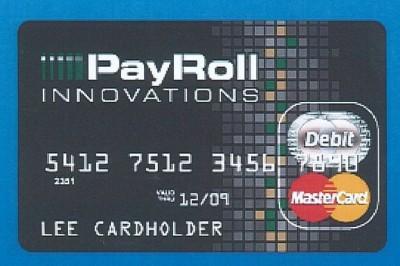 payroll-card