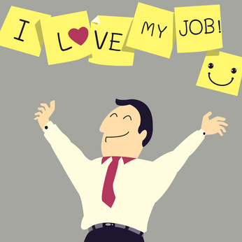 its ok if you dont love your work - I Love My Job Do You Really Like Your Job