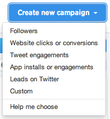 Twitter Campaigns